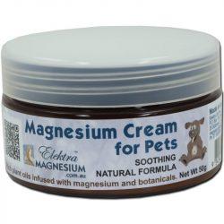 Magnesium Cream for Pets 50g Jar