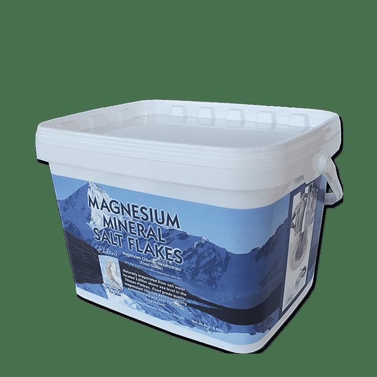Magnesium Flakes 4Kg (Food Grade)
