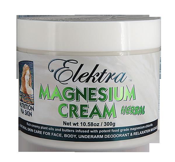 Herbal Magnesium Cream 300g