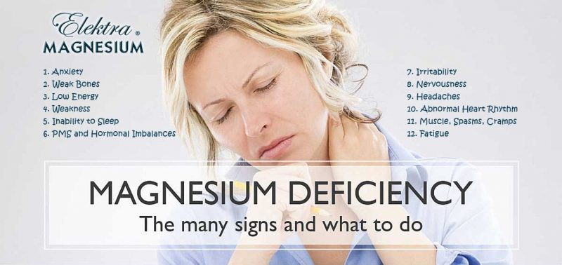Are You Suffering From Magnesium Deficiency? 1