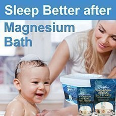 magnesium Bath Flakes Kids