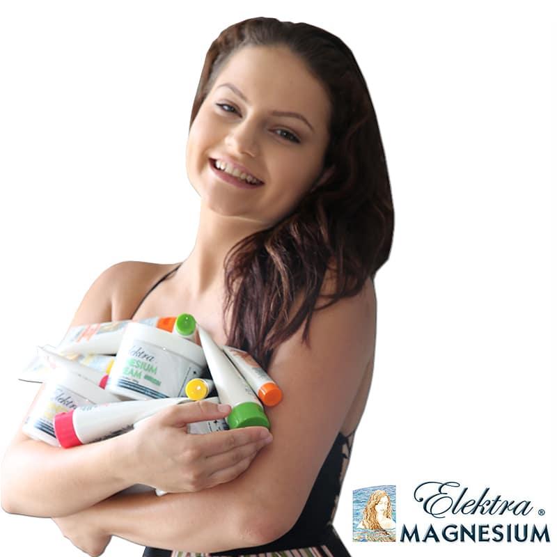 Elektra Magnesium Cream - Heidi