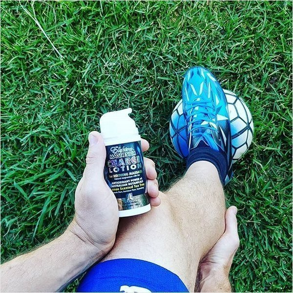 Magnesium Lotion for over-exercise