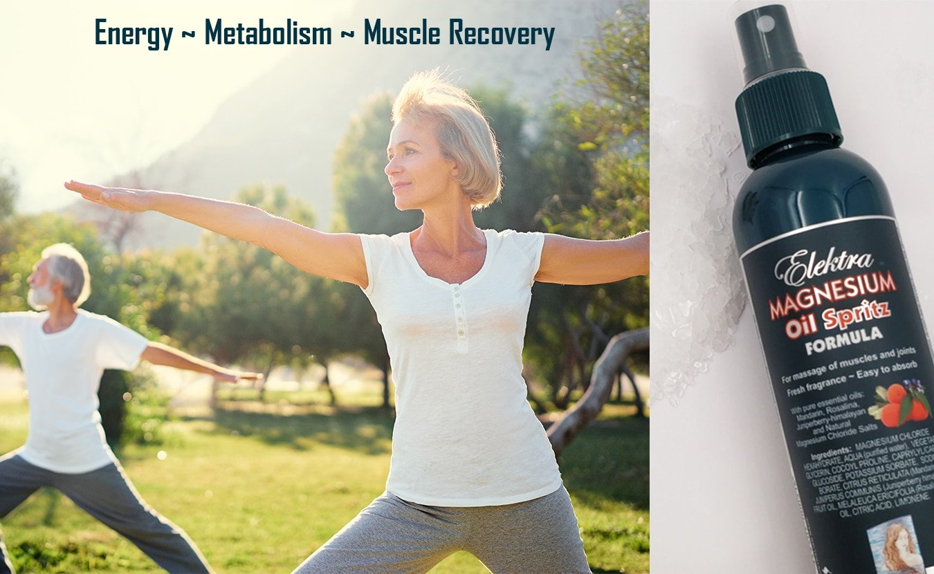 Magnesium for Muscle Recover Metabolism