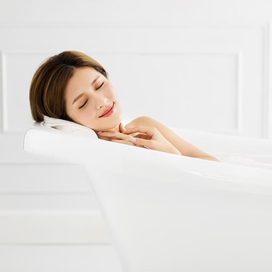 Magnesium detox bath
