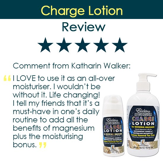 Magnesium Charge Lotion