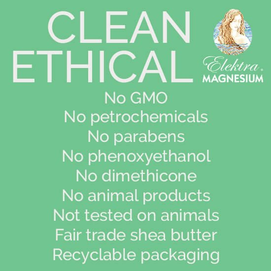 Ethical ingredients