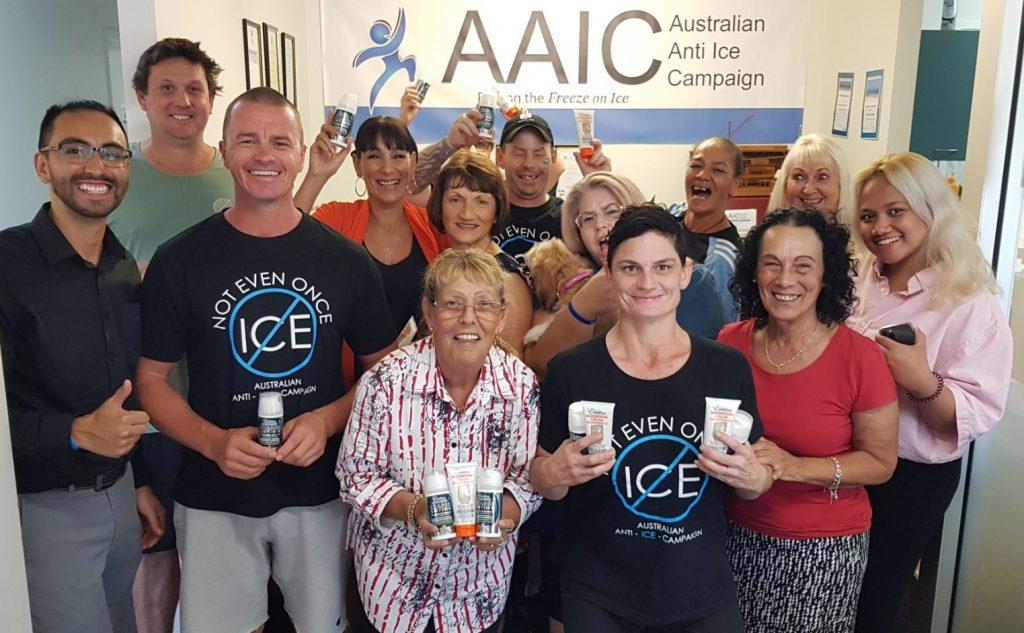 Australian Anti Ice Campaign