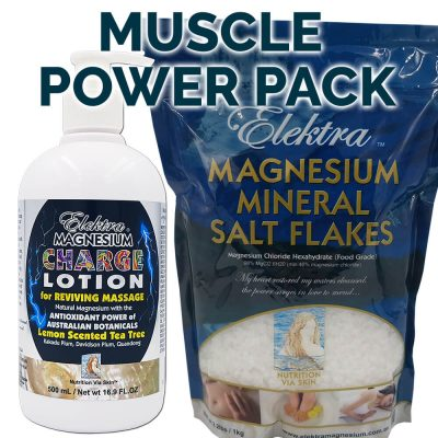 MUSCLE POWER PACK 1